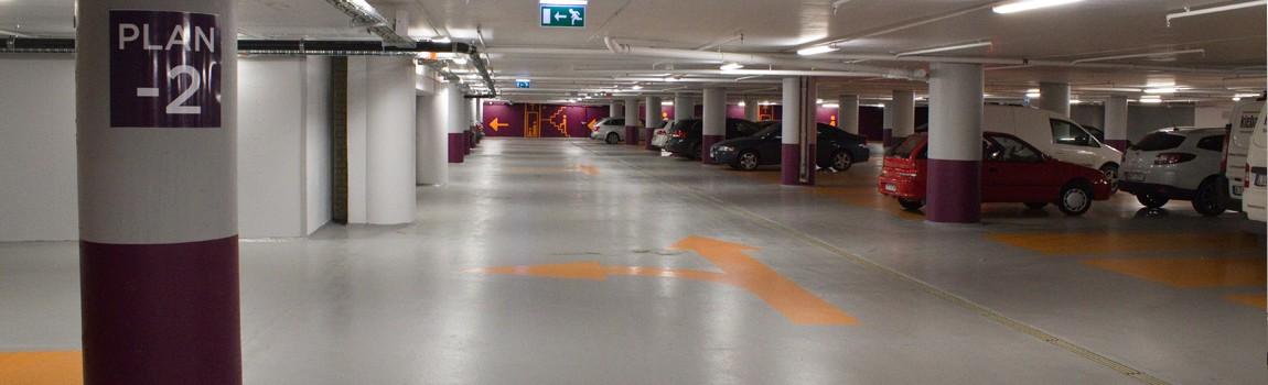 Garagerenovering Spelbomskan garage