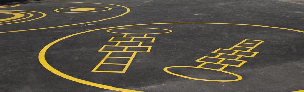Skolgårdsrenovering Farstavägen 118