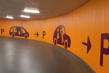 P-hus & garage